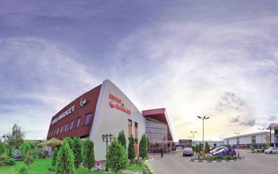 Noul magazin Euromarket din Râmnicu Vâlcea funcționează cu soluția SmartCash