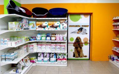 Solutiile de gestiune si vanzare destinate magazinelor specializate in produse pentru animalele de companie sau pet shop