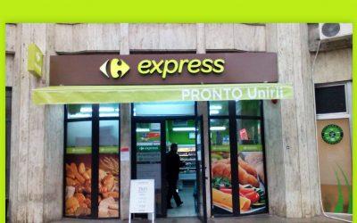 Ce planuri are cel mai extins comerciant din franciza Carrefour Express