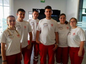 Magister Software, sponsor of the actions undertaken by the Romanian Red Cross Volunteers