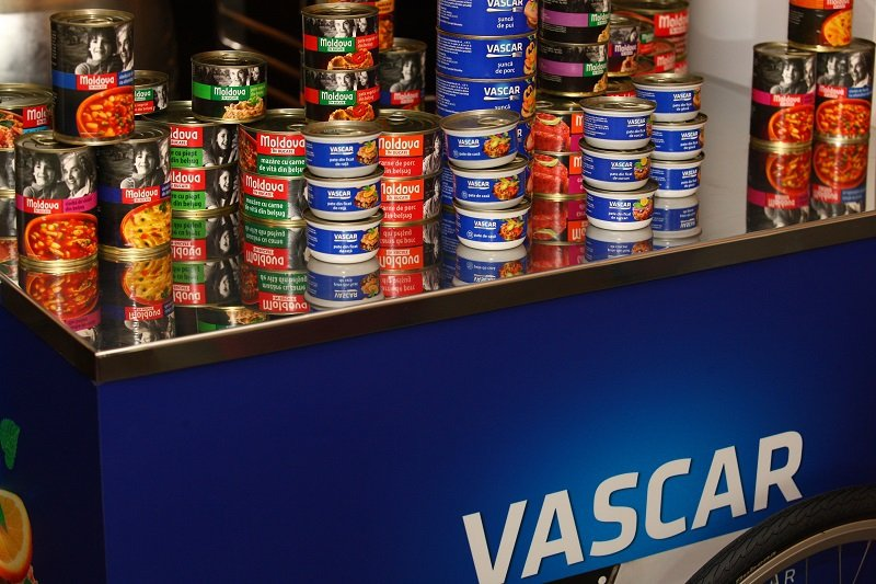 Producatorul de conserve Vascar isi extinde reteaua de magazine cu SmartCash