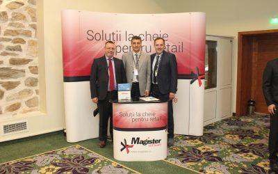 Intalnirea Partenerilor Magister 2016, eveniment de referinta pentru furnizorii de solutii pentru retail