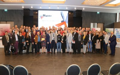 Together we write history in modern retail in Romania
