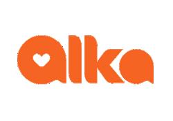 Alka Logo Orange