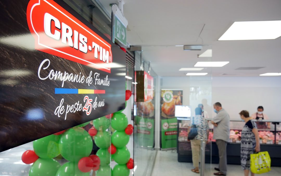 CrisTim – 10 ani de excelenta in productie si retail, sustinuti de SmartCash