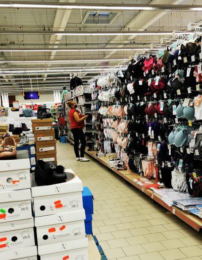 Magister Hypermarket Remarkt Lenjerie
