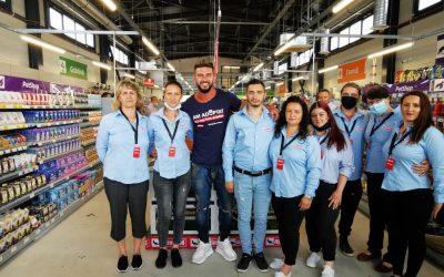 Grupul Agroland, cel mai mare lanț de magazine agricole din tara, se extinde cu un nou format tip supermarket