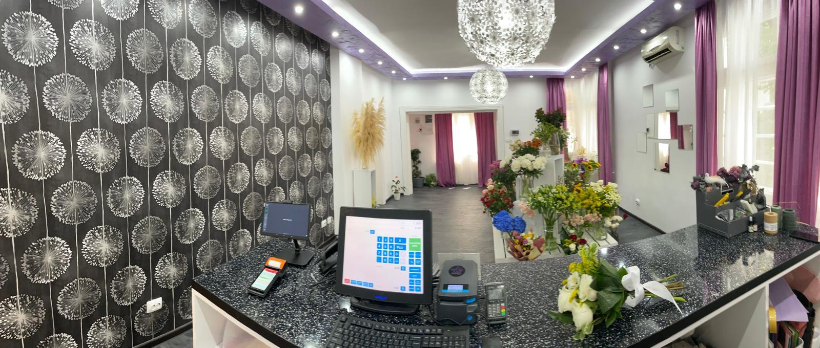 Gestiune Atelier Floral Velvet