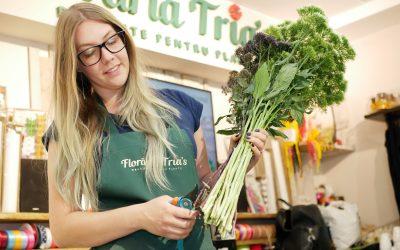 """Cum a """"înflorit"""" Tria's, cea mai mare rețea de florării din țară: """"Fără Oxygen, un business nu poate respira"""""""