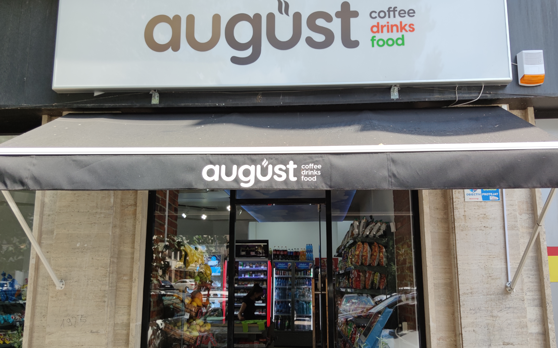 Magazin August