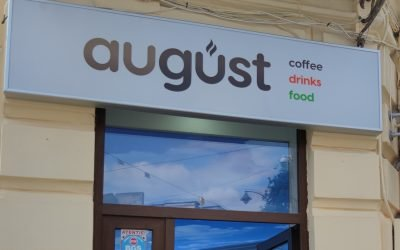 Magazinele AuGust, un concept inovator de retail